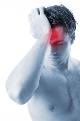 Kopfschmerzen nach dem Sport