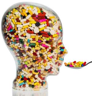 Medikamente gegen Kopfschmerzen?