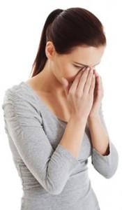 Kopfschmerzen durch Erkrankungen der Augen