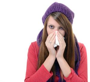 Kopfschmerzen & Erkältung