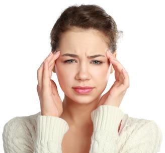 Kopfschmerzen bedingt durch Hormonschwankungen