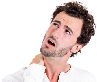 Kopfschmerzen durch Schreibtischarbeit