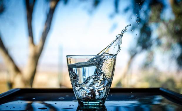 Dehydration - Kopfschmerzen durch Flüssigkeitsmangel